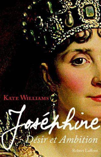 Biographie de Joséphine de Beauharnais. Élevée en Martinique, rescapée de la guillotine, elle devient la coqueluche du Paris de l'après-Terreur et multiplie les amants jusqu'à sa rencontre avec le général Bonaparte. Tombé sous son charme, il l'épouse après avoir conquis la gloire et la renommée. Leur histoire d'amour passionnée et tumultueuse est indissociable de l'ascension de Napoléon.