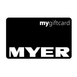 Myer $50 E-Giftcard
