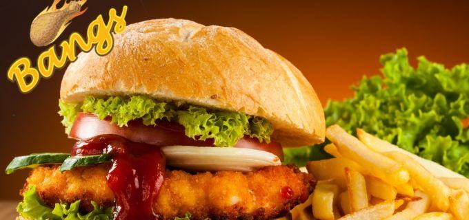 LOGiN Voucher | Deal - Upto 38% OFF @ Bangs Fried Chicken