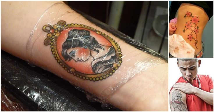 After the ink 16 tips for caring for your new tattoo