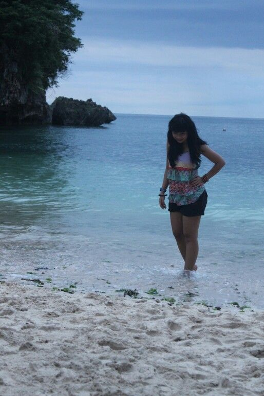 Padang padang beach. ..bali..