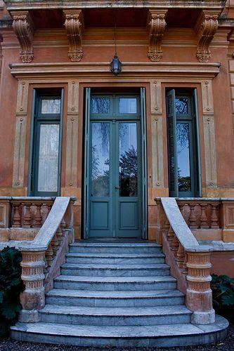 Door - Villa Ocampo - Mansión Ocampo - Beccar