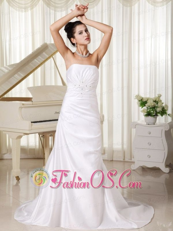 9 best wedding dresses 2015 images on pinterest wedding for Simply white wedding dresses