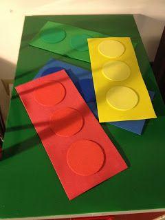 LEGO-inspired classroom ideas