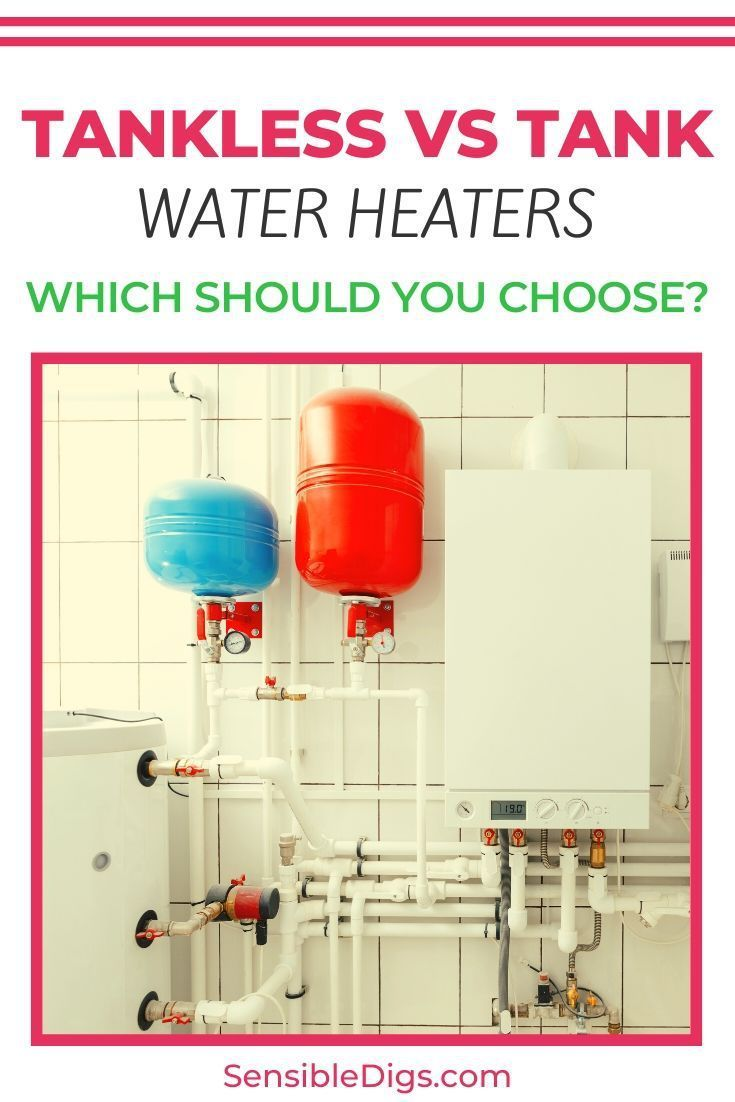 Tankless Water Heater Buying Guide Water Household Home Decor