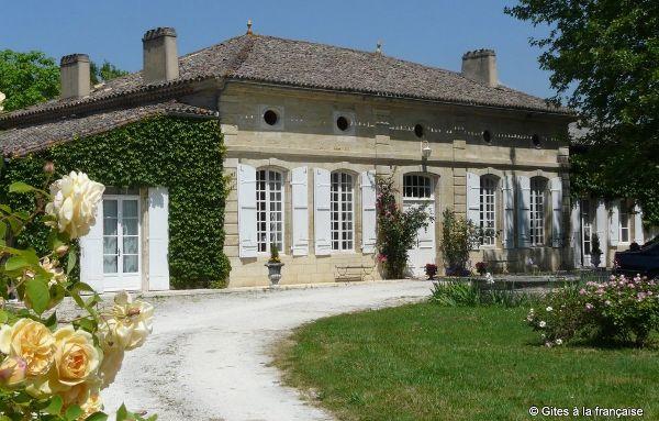 Marmande  near Baordeaux 17th Century Manor House
