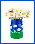 great idea to go along with our gardeningSummer Crafts, Crafts Ideas, Great Ideas