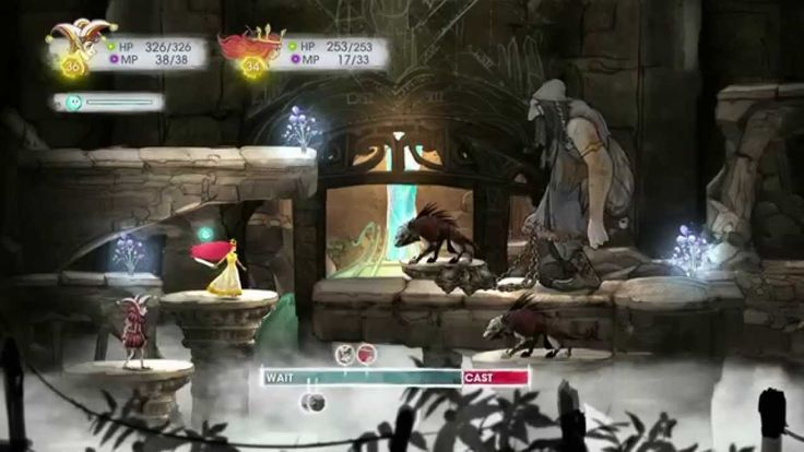 Child of Light - Chapter 9 - The Piscean and the Ogre [PS4 Gameplay HD]