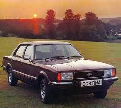 Ford Cortina - Ghia