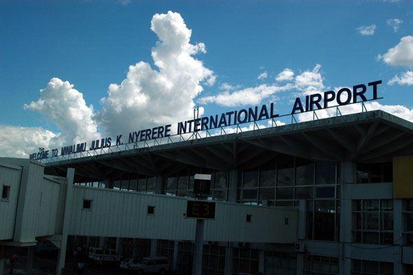 Julius Nyerere International Airport, Dar es Salaam, Tanzania