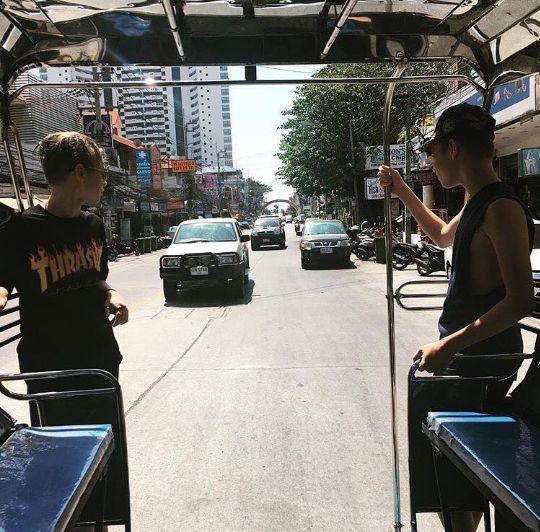 Thailand Taxi 🚕