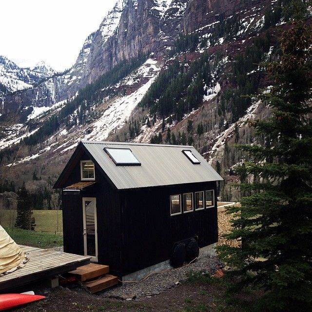 121 best images about tiny houses on pinterest gooseneck for 14x14 cabin with loft