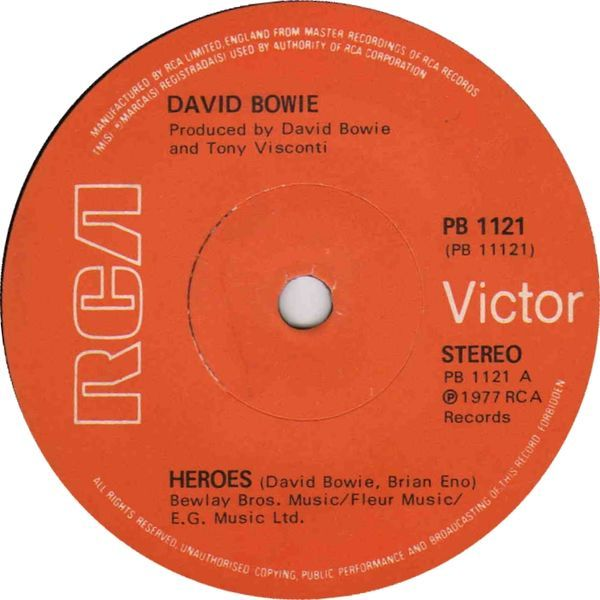 File:Heroes by David Bowie UK vinyl single.jpg - Wikipedia