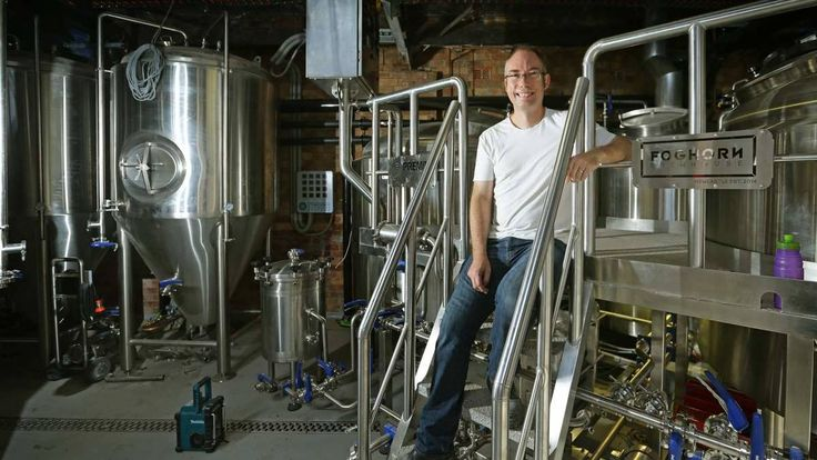 Ex Murray's Brewer Shawn Sherlock is opening an onsite brewhouse called Foghorn.