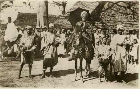 Afrique coloniale
