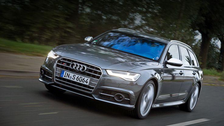 Большие двигатели и седан Audi S6 ― не разлей в…