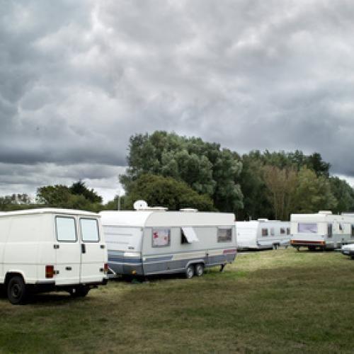 Montpellier : les Roms quittent «La Mogère» pour s'installer sur un terrain de la SNCF