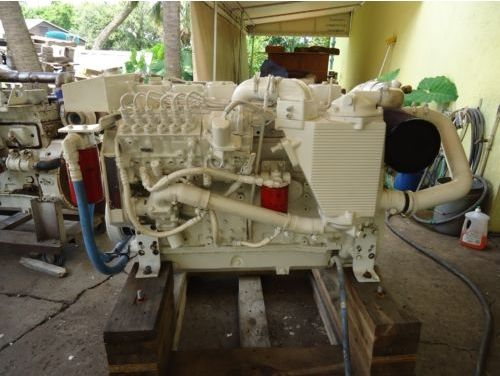 Cummins 370 hp marine engine for sale, Cummins New 6B 6BT