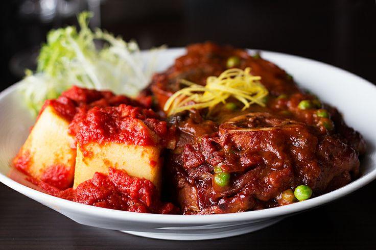 Baci Ristorante | Italian Restaurant | Hamilton, Ontario | Osso Buco