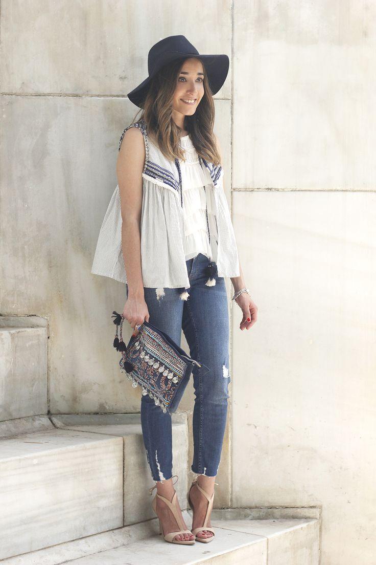 Boho Vest | BeSugarandSpice - Fashion Blog