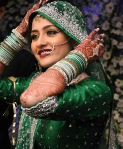 Sanjeeda Sheikh Wedding