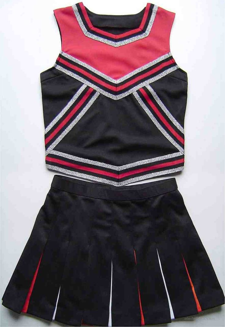 Customized Cheerleading Uniforms