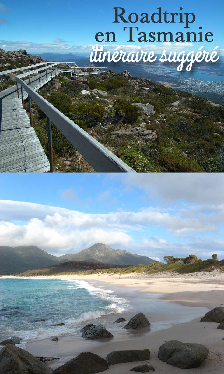 Envie de découvrir la Tasmanie, État de l'Australie? Voici une suggestion d'itinéraire de 13 jours, qui vous permettra de découvrir tous les grands attraits de cette île toute en nature.
