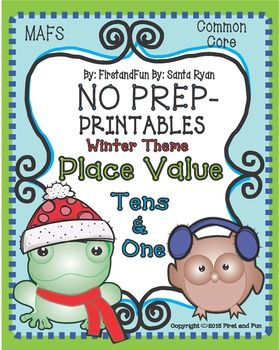 17 best ideas about Tens And Ones Worksheets on Pinterest | Tens ...