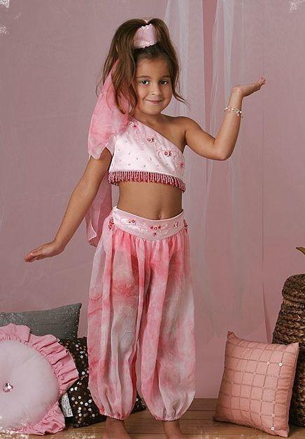 Little girls genie costume  sc 1 st  Pinterest & The 2096 best disfraces images on Pinterest | Children costumes ...