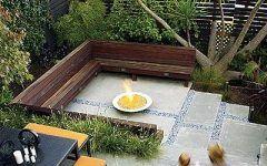 Elegant Narrow Backyard Ideas