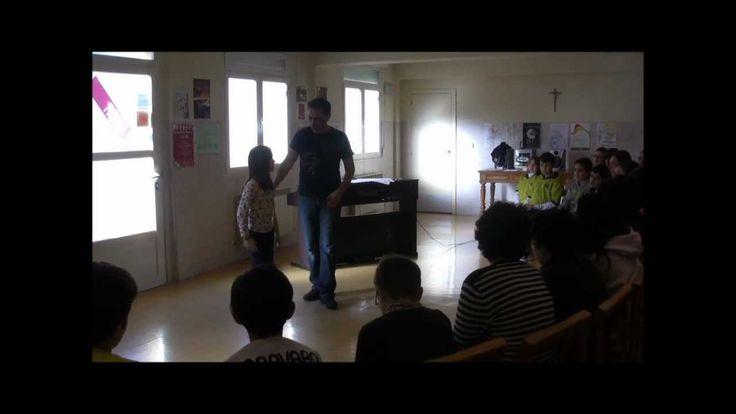 Colocación de la voz (sonidos agudos y graves)