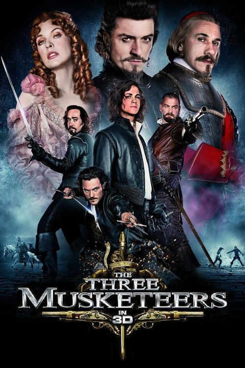 Watch The Three Musketeers Full Movie Online