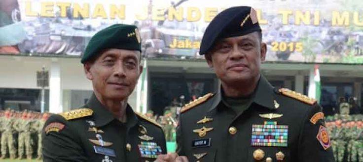 Panglima TNI, Dukung Pesantren : Sebagian Besar TNI Lahir dari Santri dan Ulama