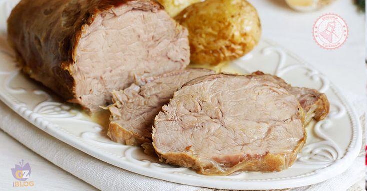 Arrosto in pentola morbidissimo e anche leggero. Un secondo piatto facile da preparare, gustoso, saporito, facilissimo e adatto a tutti