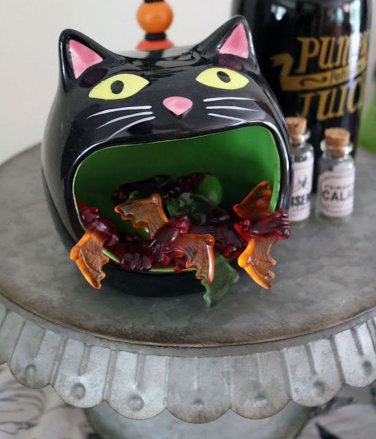 Halloween Tree and Home Decorating Tour 2018 Natalie Grimm