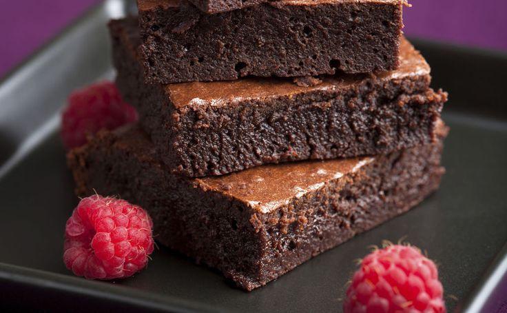 #Brownies #Einfacher #kann #man #mehr #nicht  – einfache