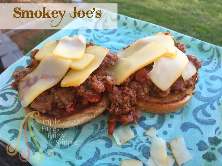 Simple Fare, Fairly Simple: Smokey Joe's