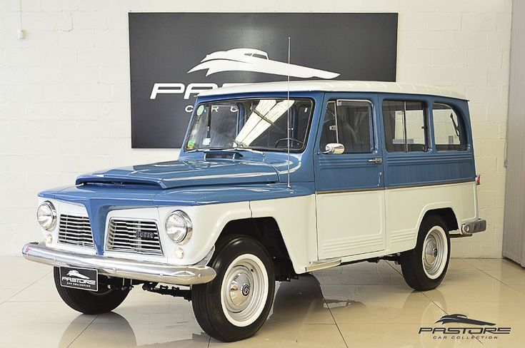 Ford Rural Willys 1970