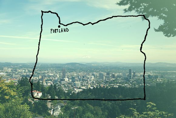 Off The Beaten Path: Portland, Oregon. free people blog post about pdx. mississippi ave. hawthorne. shopping.