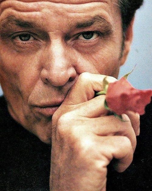 Jack Nicholson photographed by Peggy Sirota, 1994