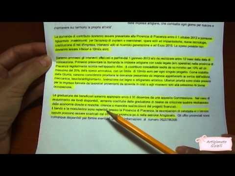 Rassegna Stampa Artigianato - Luglio 2012