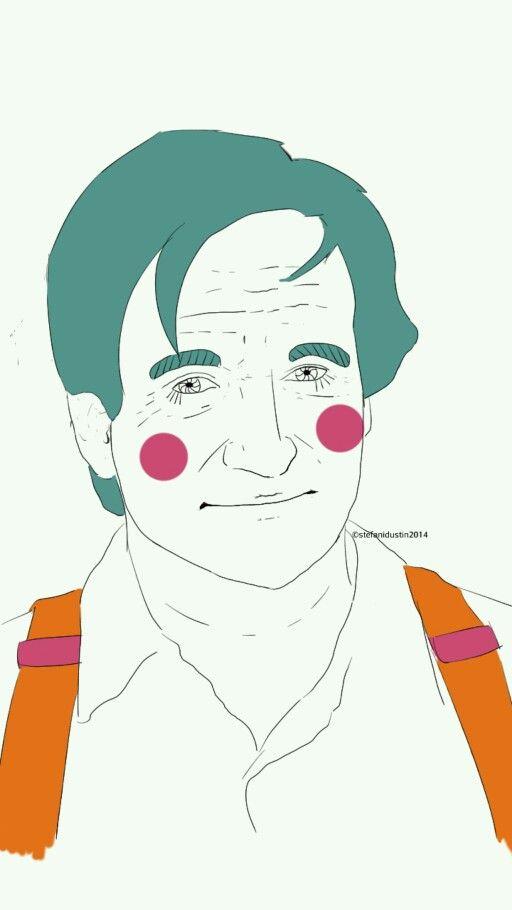 R.I.P Robin Williams #RobinWilliamsWillLiveOnForever