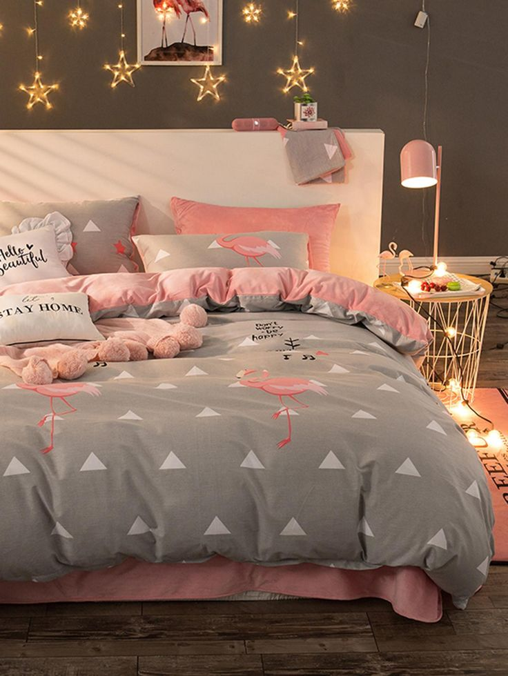 Flamingo 2 Bedroom Suite: #Valentines #AdoreWe #ROMWE