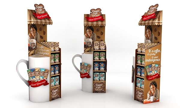 Cuppa POS 2014 on Behance