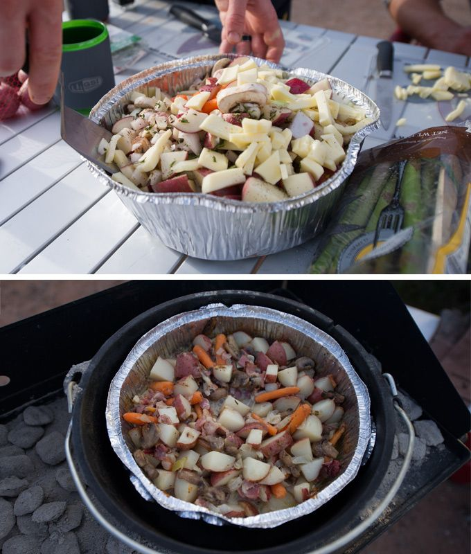 100 Camp Stove Recipes On Pinterest: Camp Gourmet: Dutch Oven & Stovetop Favorites