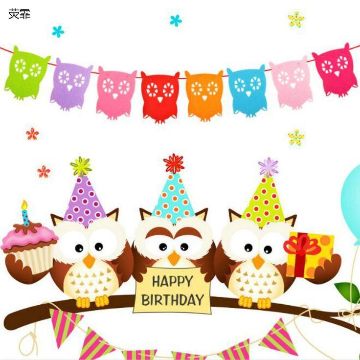 1-Satz-Niedliche-Eule-Girlande-Kinder-Geburtstag-Banner-Partydekoration-Baby-Duschen-Kinderzimmer-Handwerk-Cartoon-Tier-H&auml (800×800)