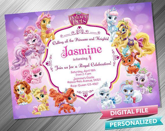 Printable Jasmine Birthday Invitations ~ Best shimmer shine images birthday party