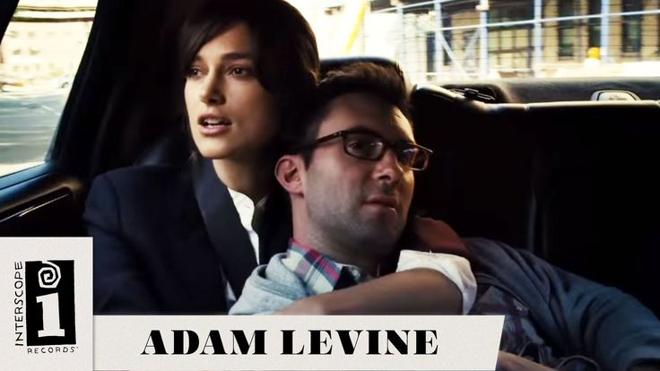 "Adam Levine | ""Lost Stars"" (Lyric Video) (2015 Best Song Oscar Nominee) ..."