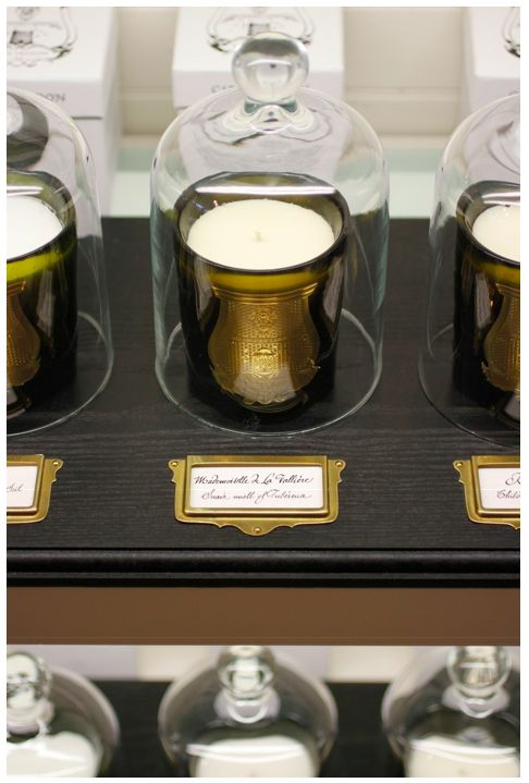 Cire Trudon Candles, my favourite candles. Decadent but worth it! I should make it a habit to buy one every year!