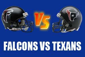 Watch Atlanta Falcons vs Houston Texans Game Live Online Stream